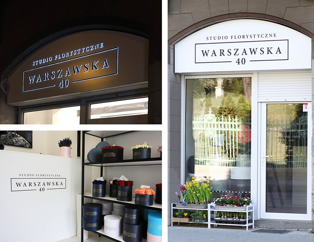 branding Warszawska 40 - endure agency