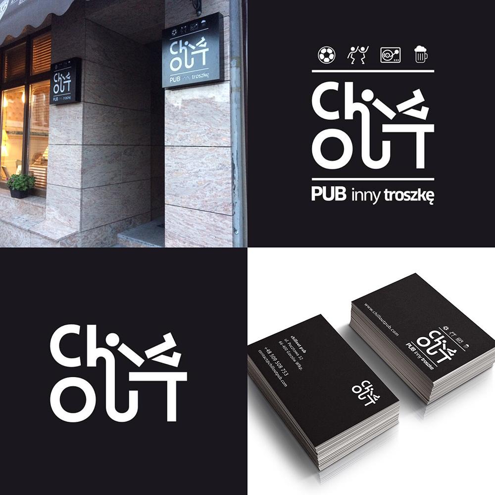 branding, reklama endure gorzów - klient: chilloutpub